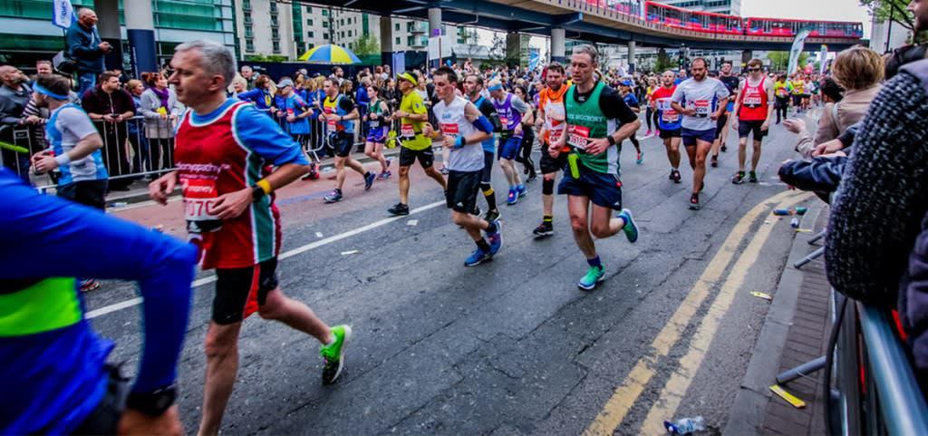 London Marathon: A History Of Sports Marketing