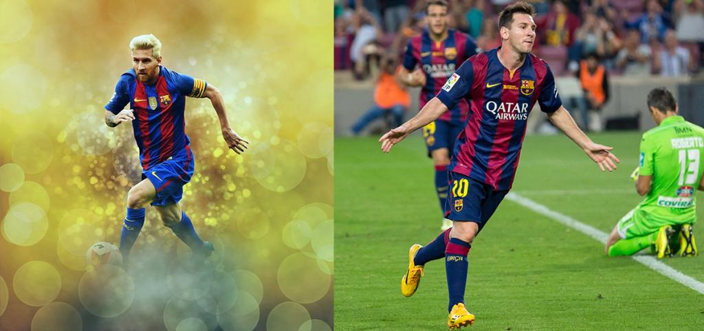 Messi Remains At Camp Nou